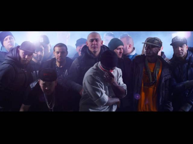 N`PANS (feat: ONYX) - REPRESENT 2014 (Russian version)