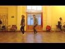 Kőrösi Roli Simon Fanni | Joseph Somo - Ride | Silver Step dance lesson