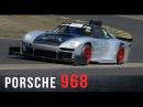 800hp Time Attack Porsche 968 | WTAC