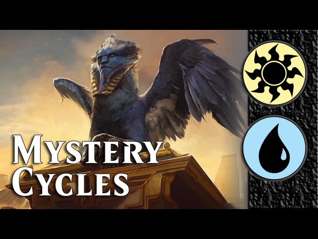 Magic Duels AKH 4. Azorius **Mystery Cycles** engl. Version