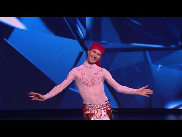 Танцы Саиди (Artem Uzunov - I Wanna Dance) (сезон 4, серия 9)