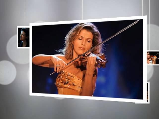 Anne-Sophie Mutter Beethoven Violin Romance No.2 in F major, Op.50