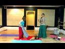 Мастер класс по тантре от Дарьи Габлии Часть 1