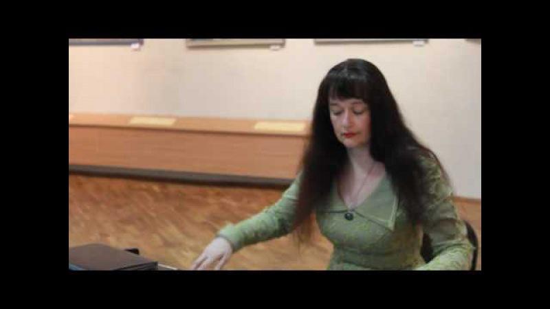 Инна Силенок Фортепианная импровизация