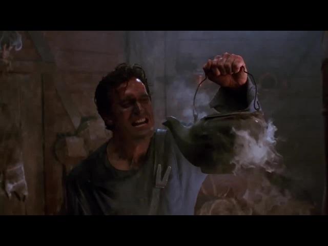 Тантум Верде против зловещих мертвецов/Tantum Verde vs evil dead