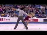 2012 World Championship FD Kaitlyn Weaver &amp Andrew Poje