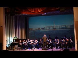 Валерия Кириллова -рояль в сопровождении русского оркестра. Концертино. И.Шварц