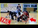 (BTS) KPOP DANCE COVER FAIL BTSBBMAs