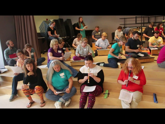 Rob Amchin—New England Orff Schulwerk Association—Imagine 2017