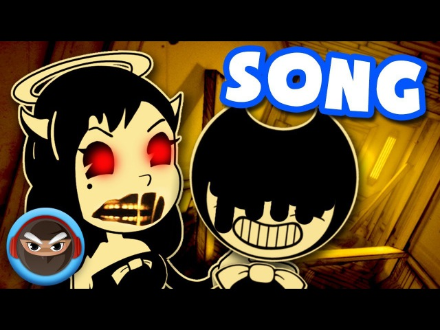 Bendy and the Ink Machine Chapter 3 Song ANOTHER CHAPTER by TryHardNinja feat Nina Zeitlin