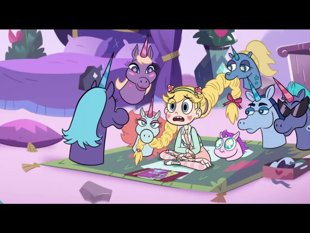 Star Vs The Forces Of Evil - I've Always Wanted To Have Sisters (Clip)