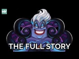 Ursula's FULL Story | The Little Mermaid: Discovering Disney
