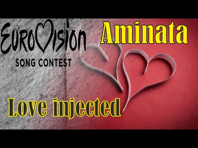 Aminata Love injected Eurovision song contest Latvia ( live Summer Sound festival)