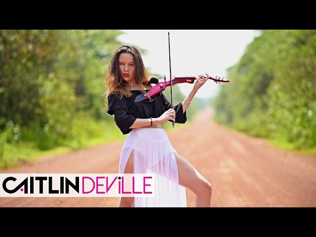 Rockabye (Clean Bandit ft. Sean Paul Anne-Marie) - Electric Violin Cover | Caitlin De Ville