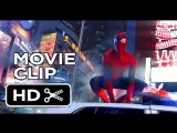 The Amazing Spider-Man 2 Movie CLIP - Times Square Battle (2014) - Andrew Garfield Movie HD