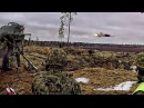 Tank Anti-Tank In Estonia • M1A2 Abrams Milan 2