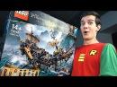 LEGO Пираты Карибского Моря - КОРАБЛЬ ПРИЗРАК - Набор На Обзор 71042