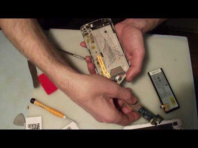 Lenovo s960 vibe x как разобрать .