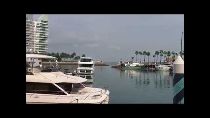 Marina-school в Юго-Восточной Азии на успешных переговорах с владельцами яхт