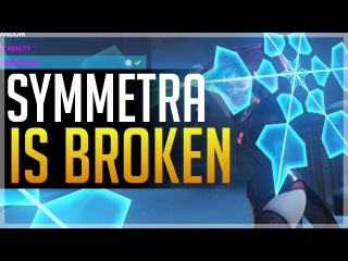 [S3: 4400] Symmetra - Volskaya (Ft. GaLm, CurryShot, Dahang, GaleAdelade, Wanted)