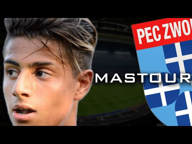 Hachim Mastour ► Young talent ● Skills ● FC Zwolle ● Morocco - 2017/18 | ᴴᴰ