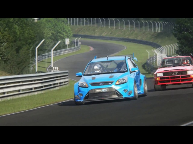Nordshleife - Track Day - Ford Focus RS MK2 Time Attack