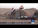 Syrian Arab Army battle Daesh near Abu Kamal