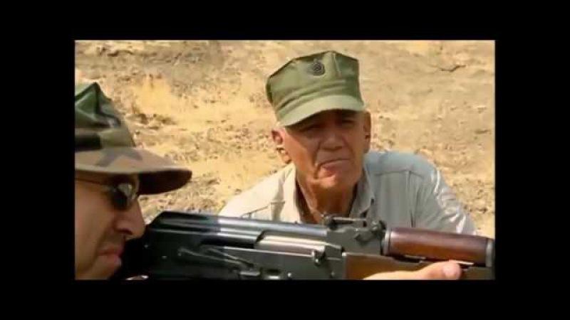 AK-47 vs M16 - With R. Lee Ermey