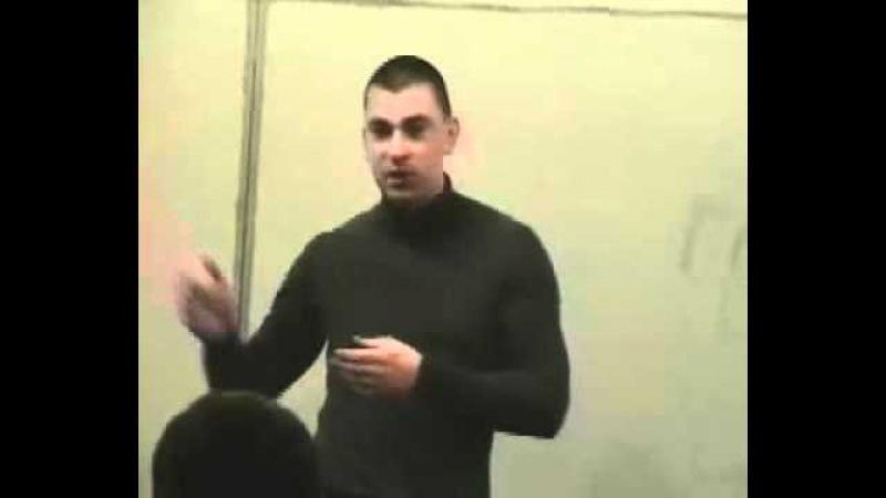 04.02.2011 Юрій Михальчишин, Расизм