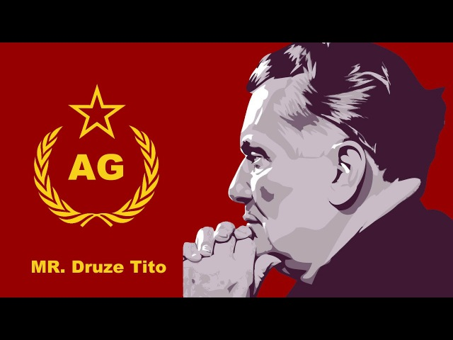 Andra Generationen - Mr. Druze Tito (Official Video)