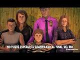 [SFM FNAF] Purple Vengeance (Part 1 , 2 , 3 , 4 and 5)(animation by FlameonTea)(español)