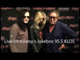 The Pretty Reckless - Going to Hell and Take me down acoustic Live on JJ's 95.5 KLOS