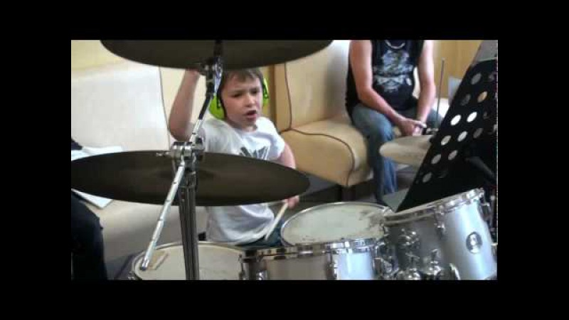 Billy Talent Anti-Flag Turn Your Back Live Drum Cover by Mathieu
