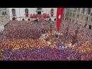 Festa dei Ceri 2017 Alzata dei Ceri in piazza Grande