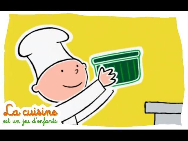 Soufflé au fromage - La cuisine est un jeu d'enfants
