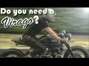 Cafe Racer (Yamaha Virago by Zeus Custom, and by Infelix Custom Garage)