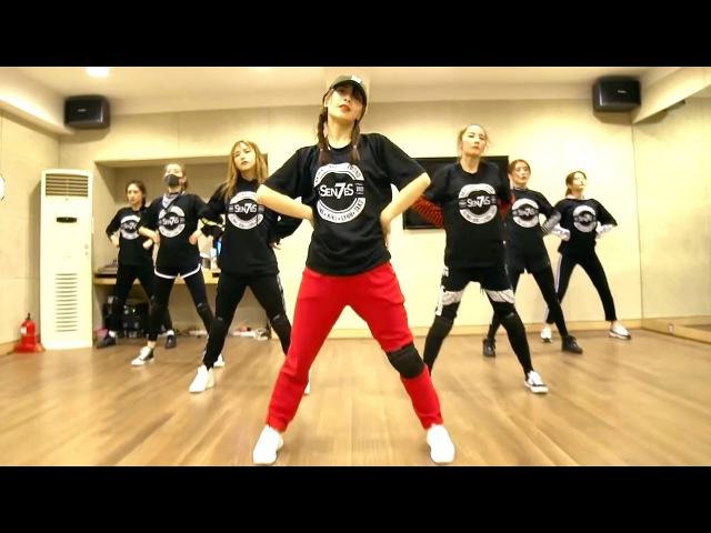 HOT SNH48 7SENSES GIRL CRUSH @ Dance 안무 M V