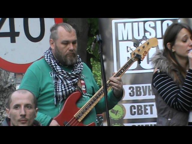 NERA -Вiльний птах -Day of the street musician