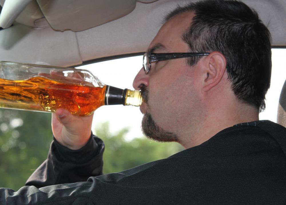 алкотестер для пьяных водителей