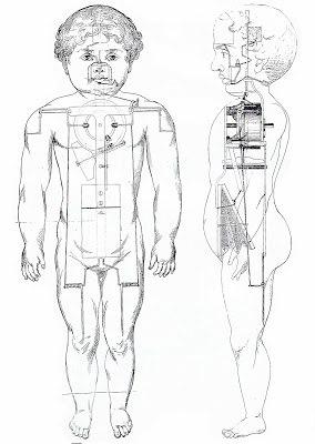 Антикварная говорящая кукла Штайнера