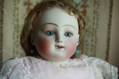 Антикварные механические куклы Штайнера