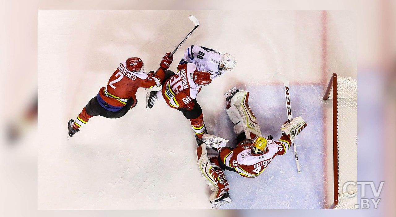 Минское «Динамо» начало дальневосточное турне спобеды