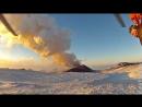 youtube.com.Извержение вулкана Плоский Толбачик Камчатка