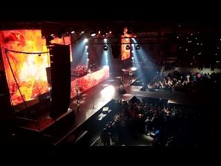 концерт Скорпионс 05,11,17 г