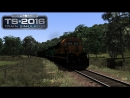 Train Simulator 2016 || GP38-2 BNSF || Majestic Falls Railroad