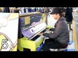 Когда корейские пианисты начинают играть на пианино