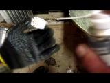 Чистка карбюратора триммера
