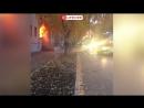 Пожар в жилом доме в городе Октябрьский (Башкирия). 6 пострадавших