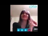 Парни vs. девушки в Skype