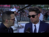 Dwayne -The Rock- Johnson, Zac Efron, Priyanka Chopra and more at Baywatch Red Carpet - YouTube